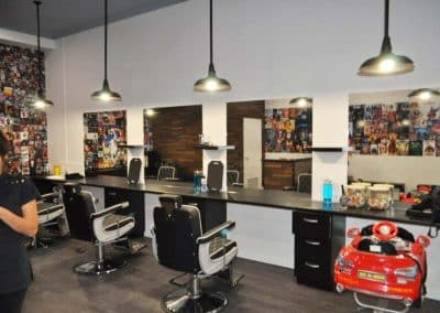 Man Up! Gents Hairdressing